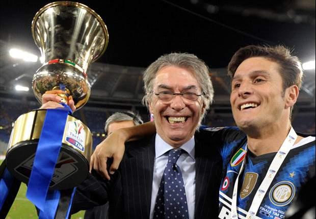 """Moratti è orgoglioso dela sua nuova, ma sempre pazza Inter: """"Strama scelta di valore e non di coraggio. Puntiamo a diventare una società modello"""""""