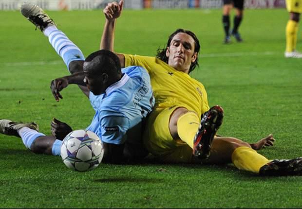 Com gol brasileiro, Villarreal é eliminado da Copa do Rei