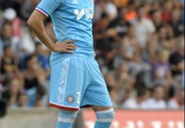 Marseille dealt Gignac broken foot blow