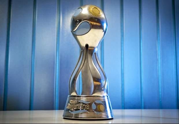 La Copa Argentina se volvió a jugar en la 2011/12 tras disputarse en 1969 y 1970