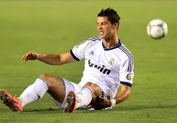 """ESP, Real - Ronaldo : """"J'ai été malchanceux"""""""