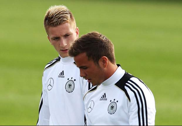 TEAM NEWS: Gotze & Reus start for Germany against Faroe Islands