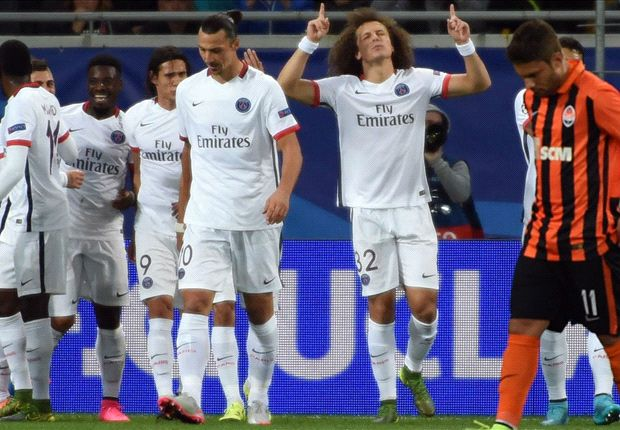 ไฮไลท์  Shakhtar Donetsk 0 - 3 Paris Saint Germain