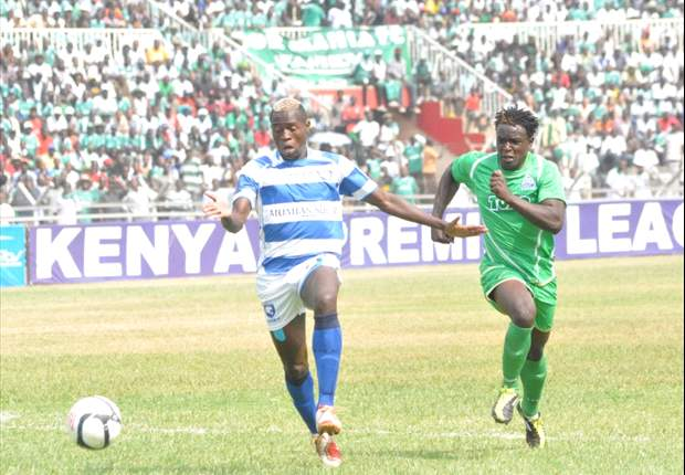 Big boost for AFC Leopards as defender Erick Masika declared fit to face Gor Mahia