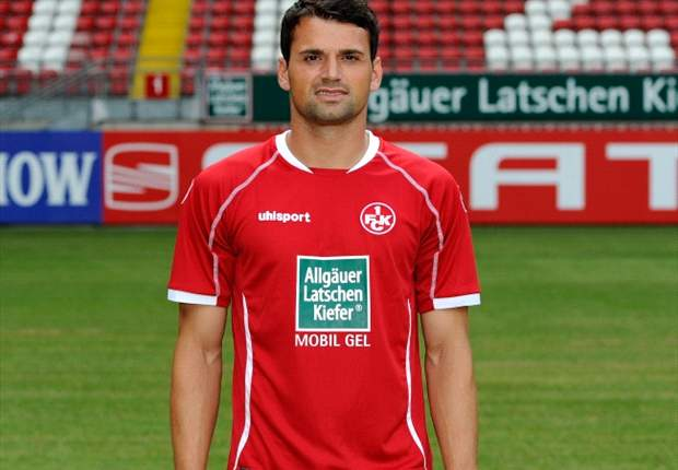 1. FC Kaiserslautern: Albert Bunjaku von Trainer Foda zum Mannschaftskapitän ernannt