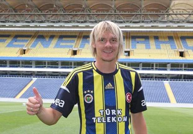 Fenerbahce are as big as Juventus, claims Krasic