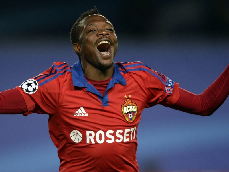 Ahmed Musa's return to CSKA Moscow: A chance for redemption