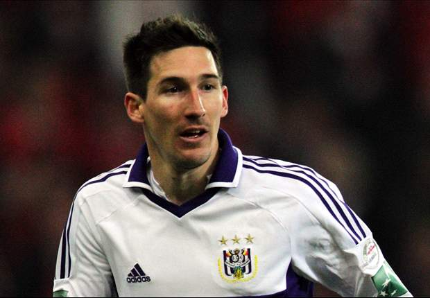 Kljestan closes European campaign with assist in Anderlecht draw