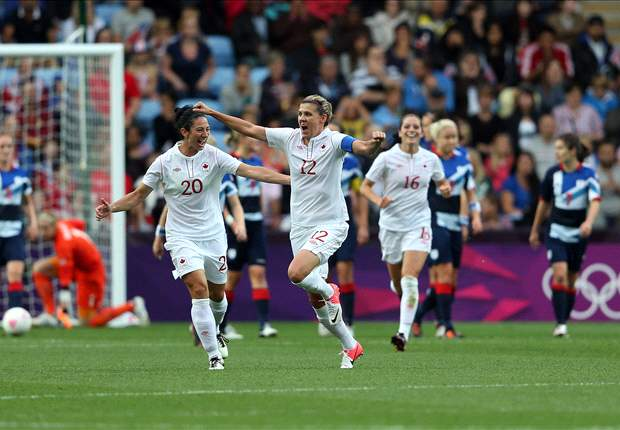 Canada to open 2015 FIFA Women's World Cup in Edmonton