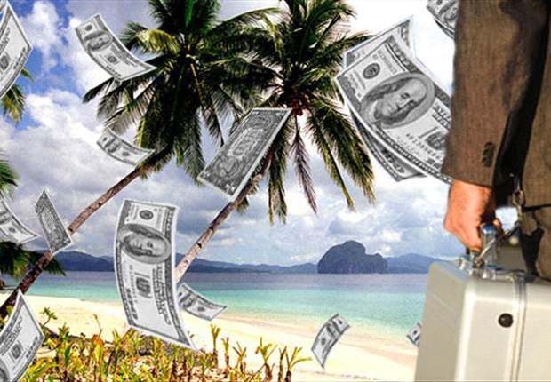 Misteriosas transferencias y paraísos fiscales