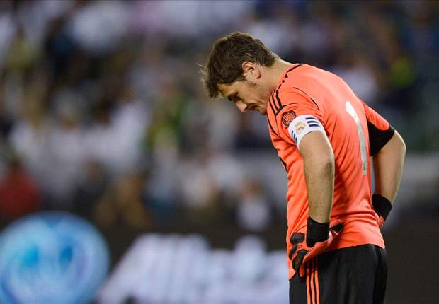Casillas: Footballers have worries too
