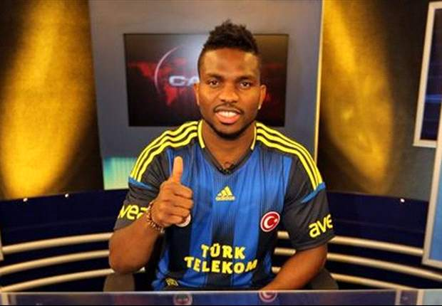 Joseph Yobo completes move from Everton to Fenerbahce