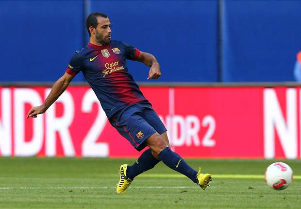 Messi is doing the impossible, says Mascherano