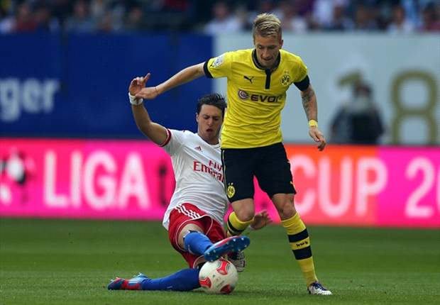 Hamburg director Arnesen admits he is 'a big fan' of Reus