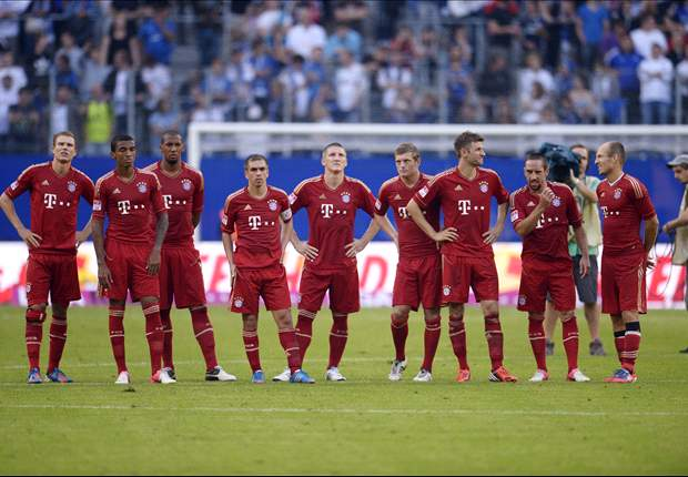 How Bayern Munich will look like in the Bundesliga