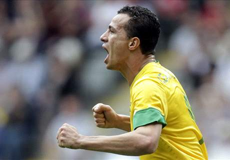 Damiao backs Brazil for Olympic gold