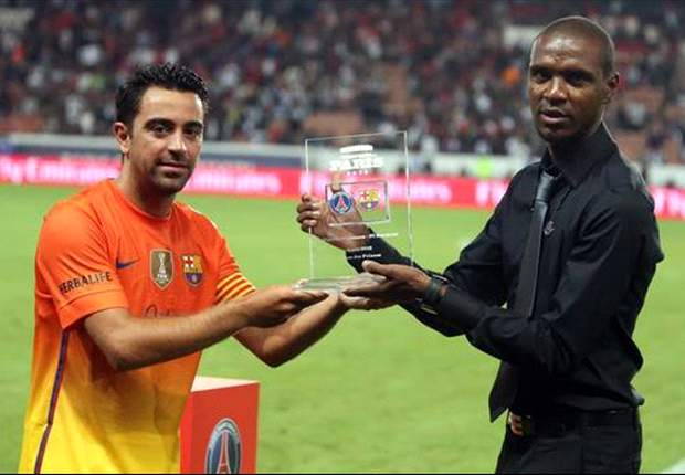 Xavi: Abidal could return in November