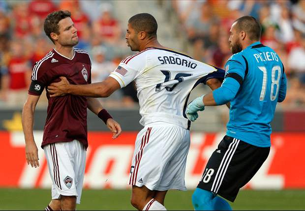 Colorado Rapids 1-0 Real Salt Lake: Rapids snap losing streak