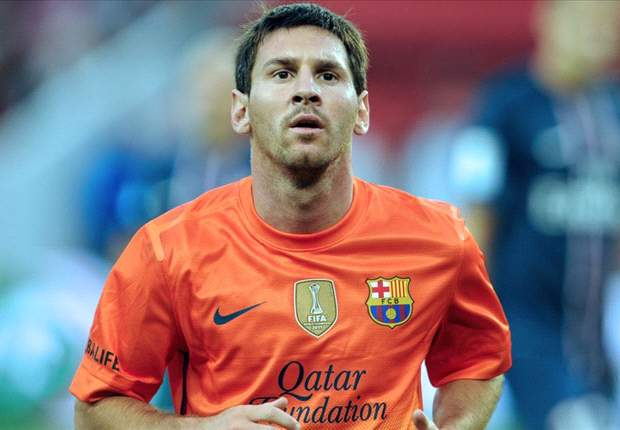 Manchester City once mistakenly bid for Messi, reveals new book