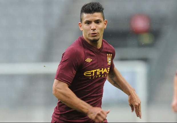 Aguero insists Manchester City can compete with Europe's finest ahead of Real Madrid clash