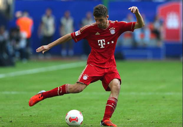 Bayern Munich 6-1 Stuttgart: Muller double is the highlight of a convincing victory