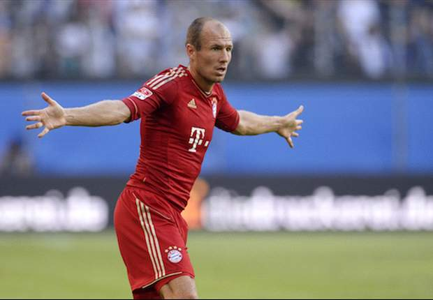 Heynckes: Robben could return next week