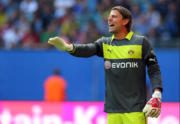 "Roman Weidenfeller vor Champions-League-Auslosung: ""Wir nehmen, wer kommt"""