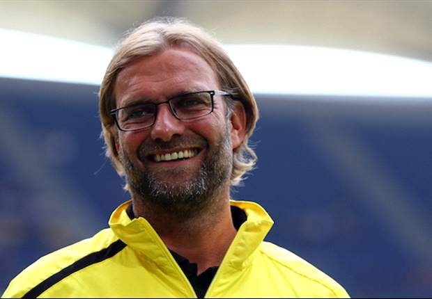 Klopp would take Germany job, but describes Borussia Dortmund job as a 'dream'