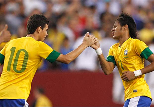 Oscar: I hope I can persuade Neymar to join Chelsea