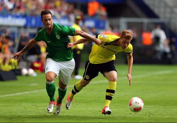 Werder Bremen Kalahkan Borussia Dortmund