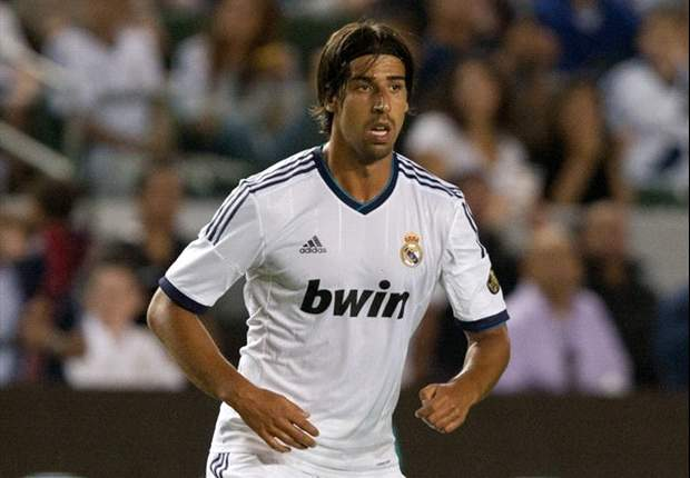 Is Khedira really the best in his position? He's certainly one of a kind