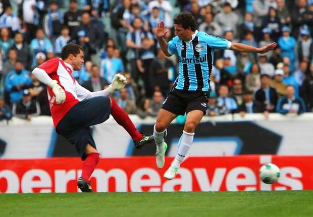 Ponte Preta 0 x 0 Grêmio: em jogo de poucas chances, tricolor empata pela primeira vez