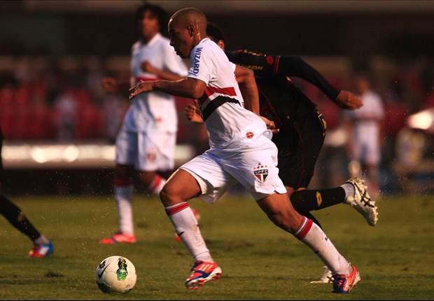 São Paulo 1 x 0 Sport: Ademílson resolve e Tricolor vence terceira seguida