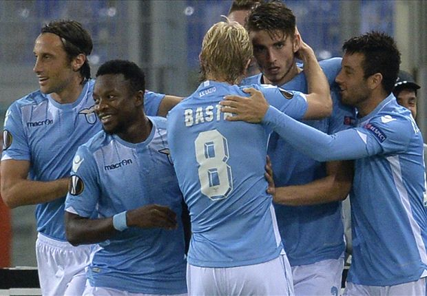 Video: Lazio vs Saint-Etienne