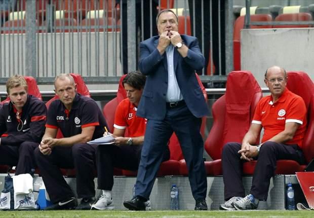 Advocaat delighted with PSV's Johan Cruyff Schaal win over Ajax