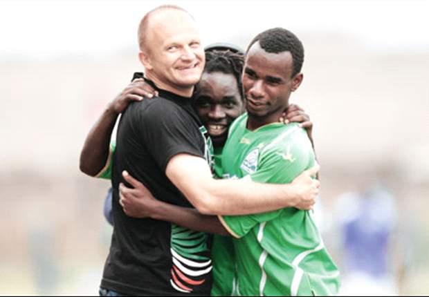 Sserunkuma longs to don Uganda Cranes jersey