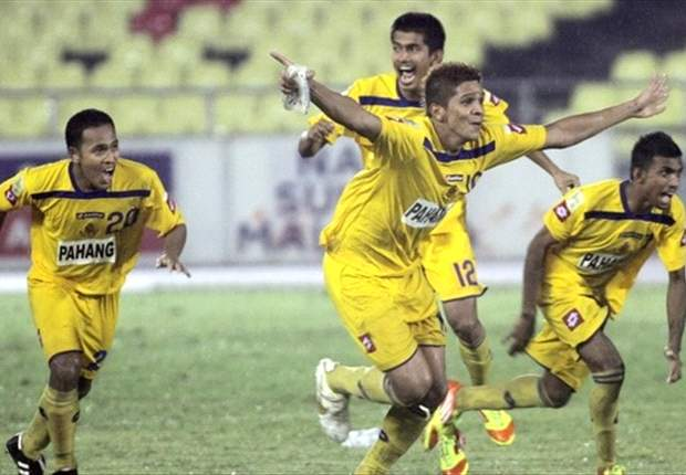 Hafiz Kamal apologises to Pahang fans for his behaviour