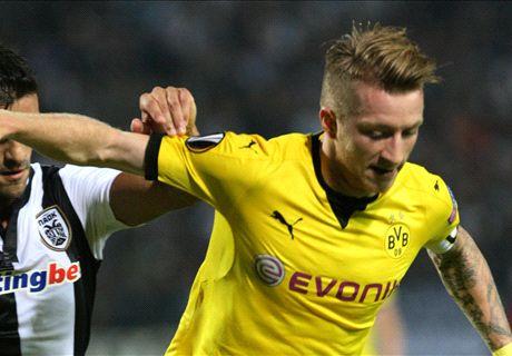 Ratings: PAOK 1-1 Dortmund