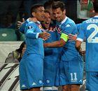 Legia Warsaw 0-2 Napoli: Road win
