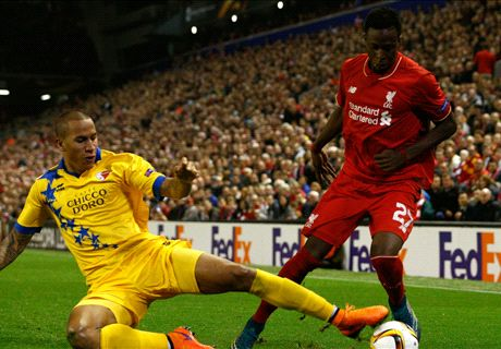 RATINGS: Liverpool 1-1 Sion