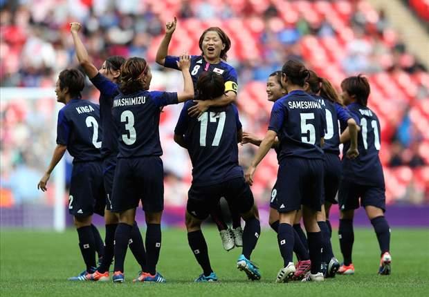 Sepakbola Putri Olimpiade: Nadeshiko Capai Final!