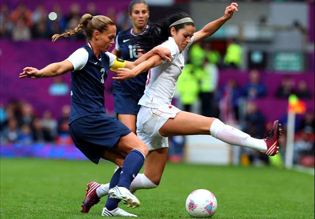 Canada 3-4 (AET 0-1) USA: Morgan scores in extra time to send Americans to the final