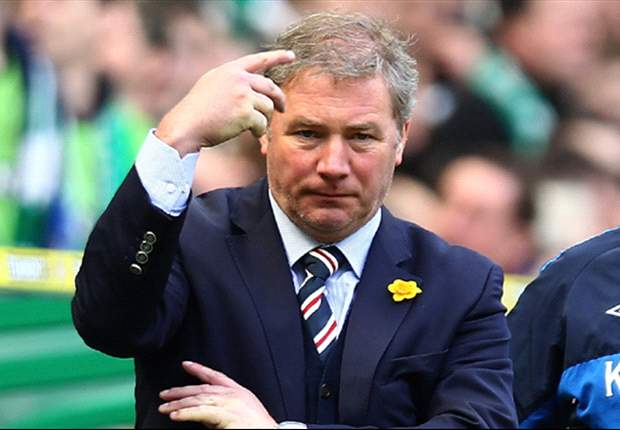 Rangers 4-1 Montrose: McCoist's side strike four to