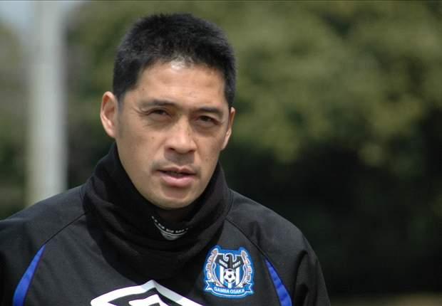 Pelatih Gamba Osaka Puji Pemain