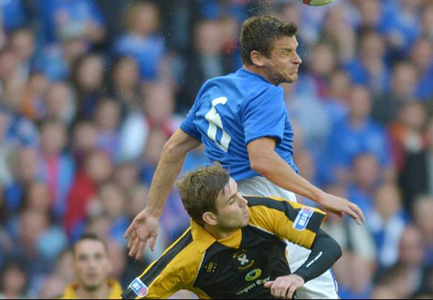 Rangers 4-0 East Fife: McCulloch double seals victory on emotional night at Ibrox