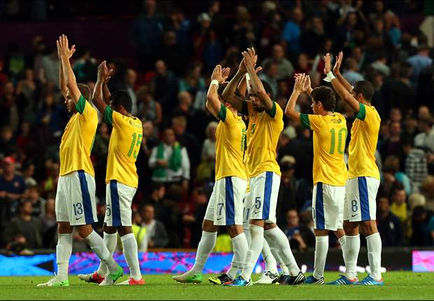 Brazil - Mexico Preview: Selecao desperate to end Olympic drought by winning gold for first time