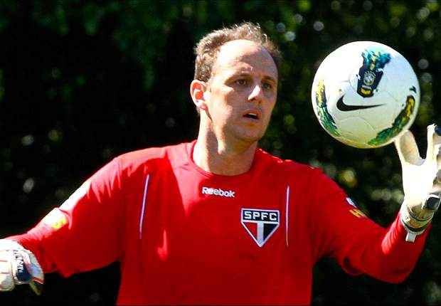 Ganso is dedicated to his recovery, says Rogerio Ceni