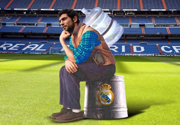 Raúl Albiol seguirá llevando el agua en el Real Madrid hasta 2017