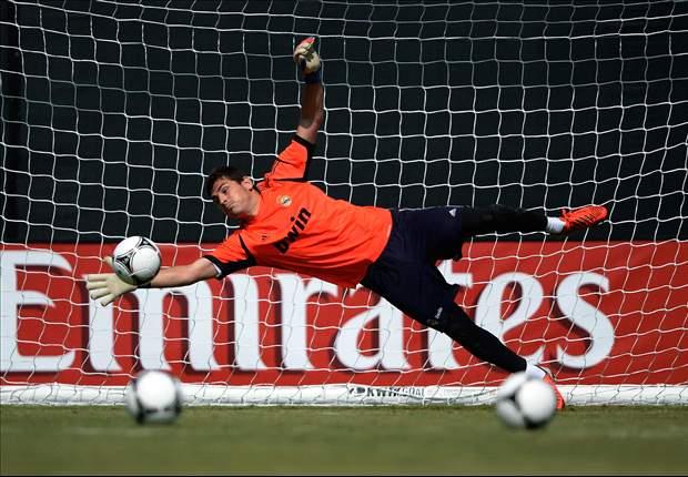 Iker Casillas crea una cuenta de Twitter