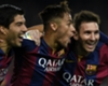 MSN staying in Barcelona during break